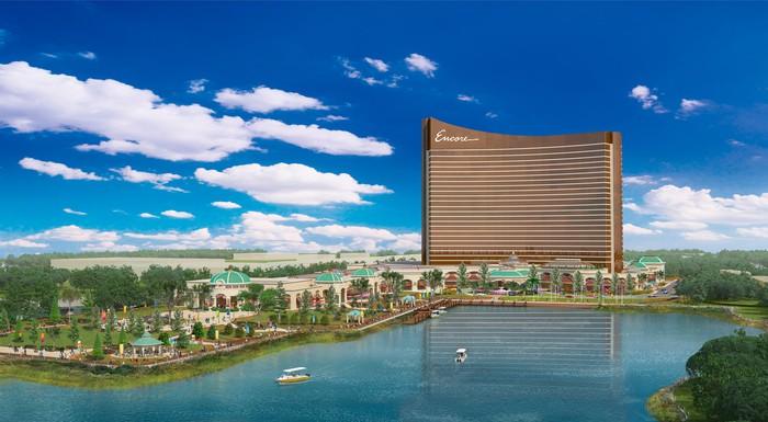 Dengan Gan Wynn Resorts Memasuki Pasar Game Online Michigan