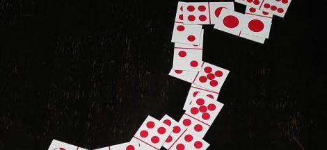 Cara Menghitung Kartu Domino Lawan dengan Jitu