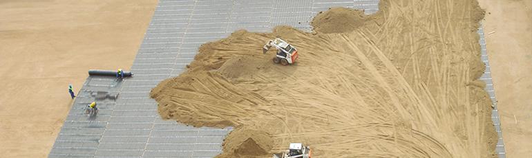 Perbaikan dan Perkuatan Tanah dengan Material Geotextile