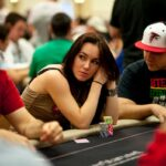 Some Beautiful Poker Players in the World